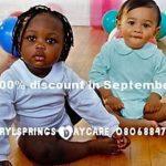 Berylsprings Daycare/Creche/ Nursery